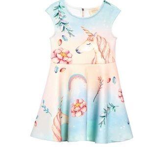 HANNAH BANANA Sparkling Unicorn Dress